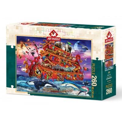 Art-Puzzle-5024 Noah's Ark