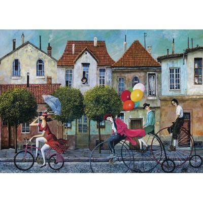 Art-Puzzle-5029 Single Pedal
