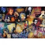 Art-Puzzle-5031 Amateur de Musique