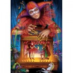 Art-Puzzle-5077 Masked Puppeteer