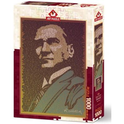 Art-Puzzle-5170 Atatürk et Conference