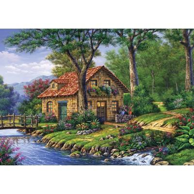 Art-Puzzle-5172 The Coast of Peace