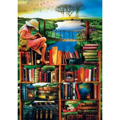 Art-Puzzle-5174 Traveler