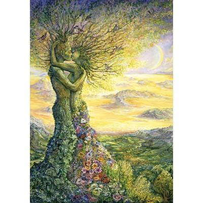 Art-Puzzle-5175 Love of Nature