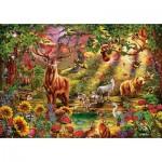 Art-Puzzle-5176 Forêt Enchantée