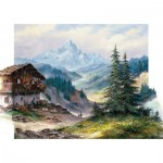 Art-Puzzle-5187 Green Valley