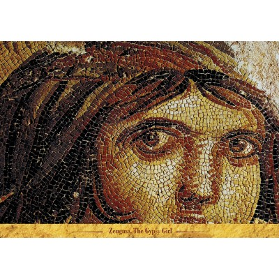 Art-Puzzle-5192 Gypsy Girl, Zeugma