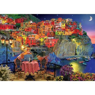 Art-Puzzle-5375 Cinque Terre - Italie