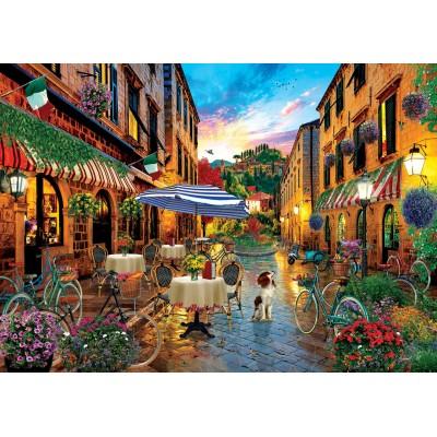 Art-Puzzle-5475 Voyage en Italie
