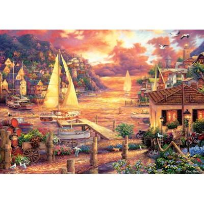 Art-Puzzle-5524 Chuck Pinson - Golden Sea