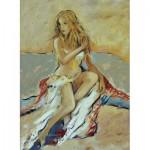 Art-Puzzle-60504 Danse du Ventre