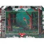 Art-Puzzle-61015 Ahmet Yesil - L'invité de la Forêt