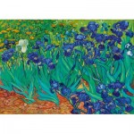 Art-by-Bluebird-Puzzle-60006 Vincent Van Gogh - Irises, 1889