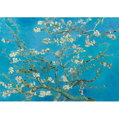 Art-by-Bluebird-Puzzle-60007 Vincent Van Gogh - Almond Blossom, 1890
