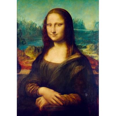Art-by-Bluebird-Puzzle-60008 Leonardo Da Vinci - Mona Lisa, 1503