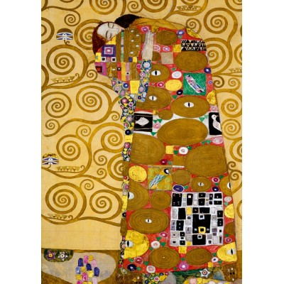 Art-by-Bluebird-Puzzle-60016 Gustave Klimt - Fulfilment, 1905