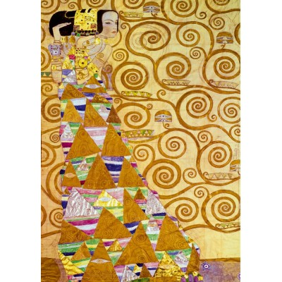 Art-by-Bluebird-Puzzle-60017 Gustave Klimt - The Waiting, 1905