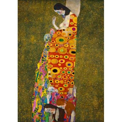 Art-by-Bluebird-Puzzle-60022 Gustave Klimt - Hope II, 1908