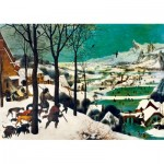 Art-by-Bluebird-Puzzle-60029 Pieter Bruegel the Elder - Hunters in the Snow (Winter), 1565