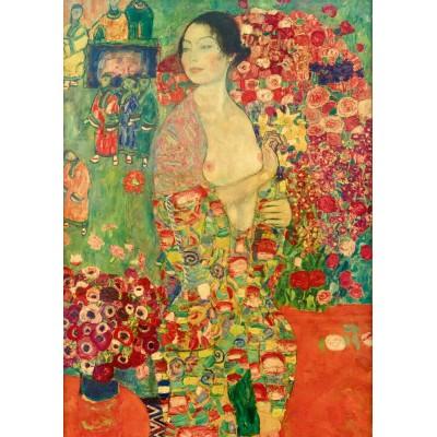 Art-by-Bluebird-Puzzle-60037 Gustave Klimt - The Dancer, 1918