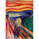Art-by-Bluebird-Puzzle-60058 Munch - The Scream, 1910
