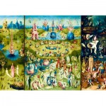Art-by-Bluebird-Puzzle-60059 Bosch - The Garden of Earthly Delights