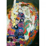 Art-by-Bluebird-Puzzle-60070 Gustave Klimt - The Maiden, 1913
