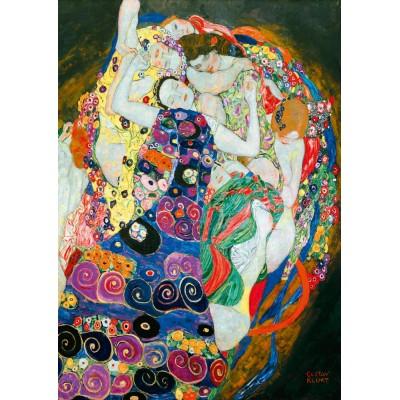Art-by-Bluebird-Puzzle-60070 Gustave Klimt - The Maiden, 1913