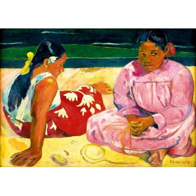 Art-by-Bluebird-Puzzle-60076 Gauguin - Tahitian Women on the Beach, 1891