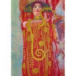 Art-by-Bluebird-Puzzle-60087 Gustave Klimt - Hygieia, 1931