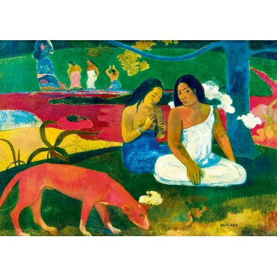 Art-by-Bluebird-Puzzle-60090 Gauguin - Arearea, 1892