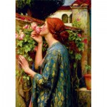 Art-by-Bluebird-Puzzle-60096 John William Waterhouse - The Soul of the Rose, 1903