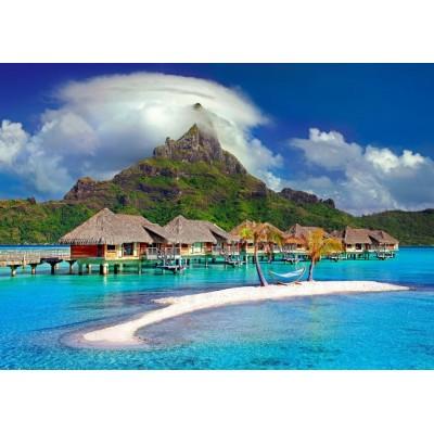 Bluebird-Puzzle-70005 Bora Bora, Tahiti
