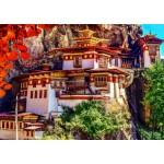 Bluebird-Puzzle-70013 Taktsang, Bhutan