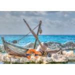 Bluebird-Puzzle-70017 Costa Maya