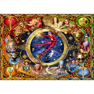 Bluebird-Puzzle-70021 Legacy of the Divine Tarot