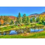 Bluebird-Puzzle-70023 Stowe, Vermont, USA