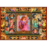 Bluebird-Puzzle-70027 Antique Angels