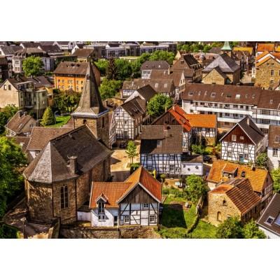 Bluebird-Puzzle-70035 Old Village