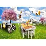 Bluebird-Puzzle-70044 Romantic Picnic