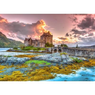 Bluebird-Puzzle-70049 Eilean Donan Castle, Scotland