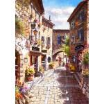 Bluebird-Puzzle-70056 Eze Village