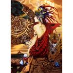 Bluebird-Puzzle-70058 Aztec Dawn
