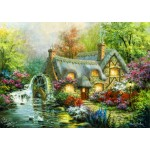 Bluebird-Puzzle-70063 Country Retreat