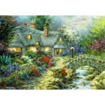Bluebird-Puzzle-70064 Country Cottage