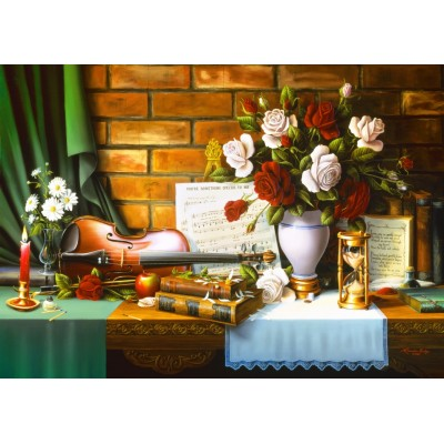 Bluebird-Puzzle-70078 She Loves Me