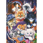 Bluebird-Puzzle-70087 Kittens In Closet