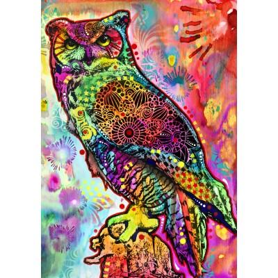Bluebird-Puzzle-70093 Owl