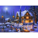 Bluebird-Puzzle-70094 Holiday Spirit