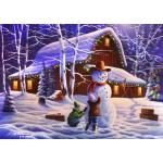 Bluebird-Puzzle-70098 The Joy of Christmas